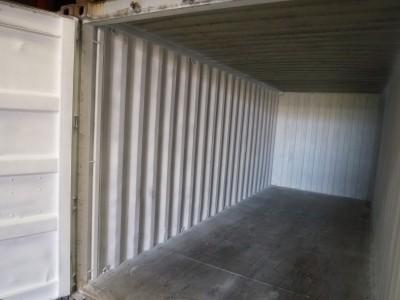 Containeransicht innen
